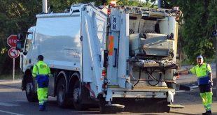 Collecte des déchets ménagés